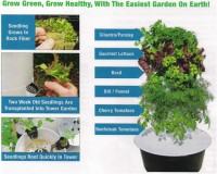 Tower Garden – Grow Your Own Food!